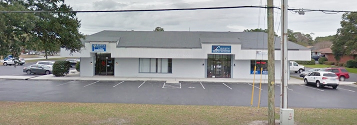 Chiropractic Morehead City NC Office Building