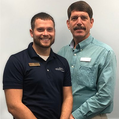 Chiropractor Morehead City NC Robert Barnum and Jason Ross